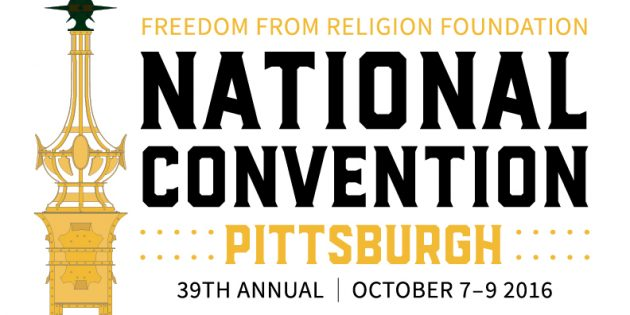 Freedom From Religion Foundation National Convention – 2016