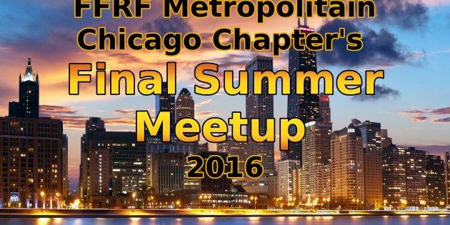 Final Summer Meetup in 2016 – FFRFMCC