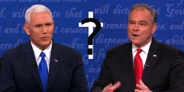 They Just HAD to Ask That Question! – Post VP Debate Commentary by the FFRFMCC Director